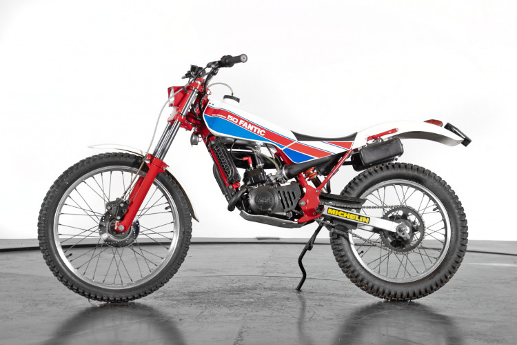 1986 FANTIC MOTOR 268 0