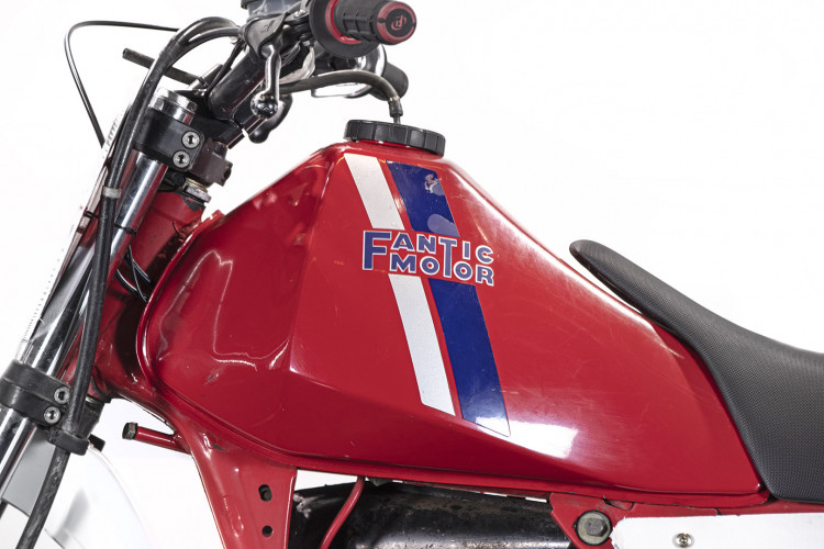 1983 Fantic Motor Cross TX 285 7
