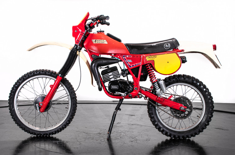 1983 Fantic Motor Enduro 50 Replica TX 190 0