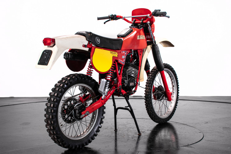 1983 Fantic Motor Enduro 50 Replica TX 190 5