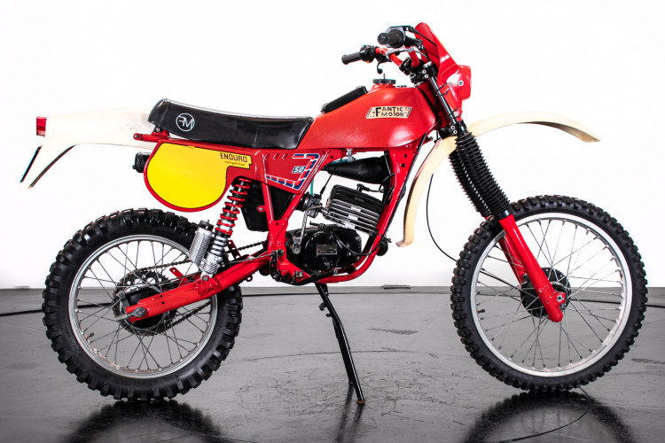 1983 Fantic Motor Enduro 50 Replica TX 190 1