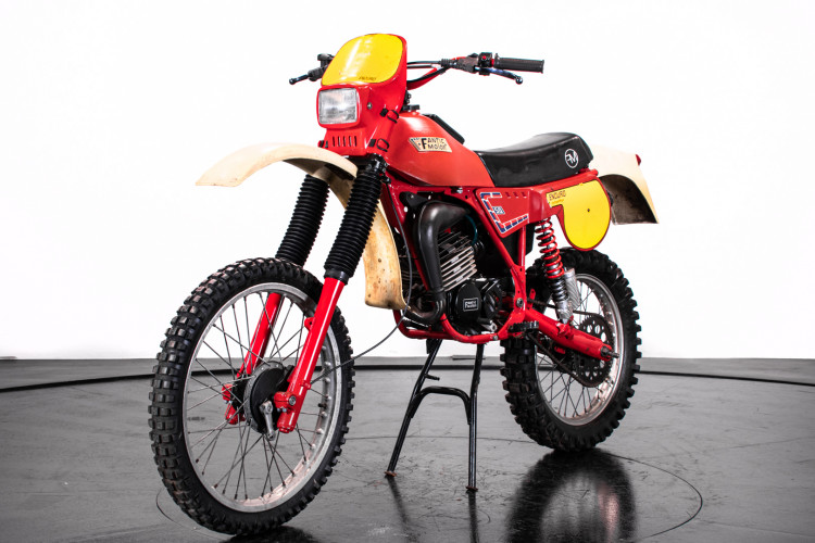1983 Fantic Motor Enduro 50 Replica TX 190 4