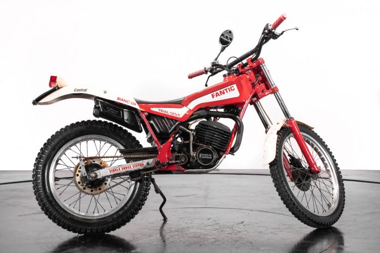 1986 Fantic Motor Trial 125 Professional 237 1