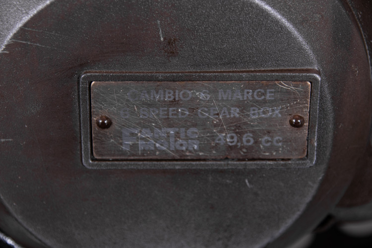 1977 Fantic Motor Caballero 50 Super 6M TX 190 15