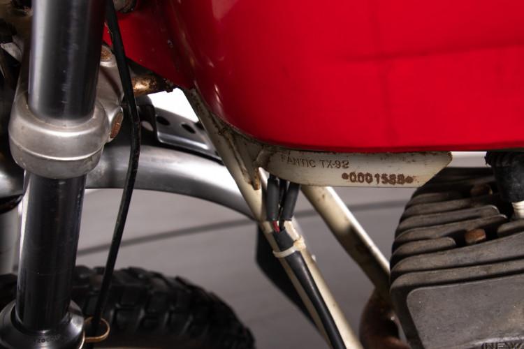 1971 FANTIC MOTOR CABALLERO 100 CROSS TX92 15