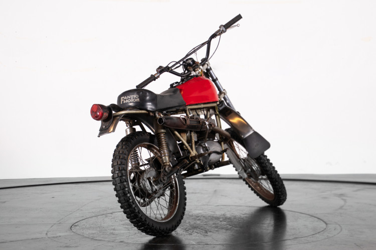 1971 FANTIC MOTOR CABALLERO 100 CROSS TX92 0
