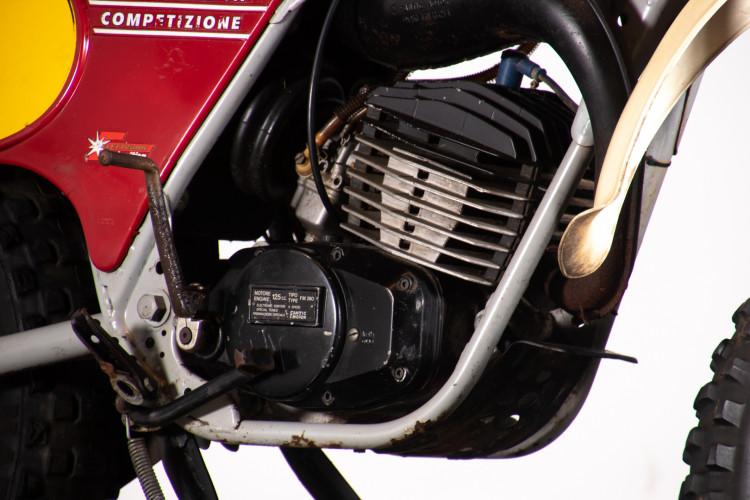 1981 FANTIC MOTOR 125 REGOLARITà COMPETIZIONE 5
