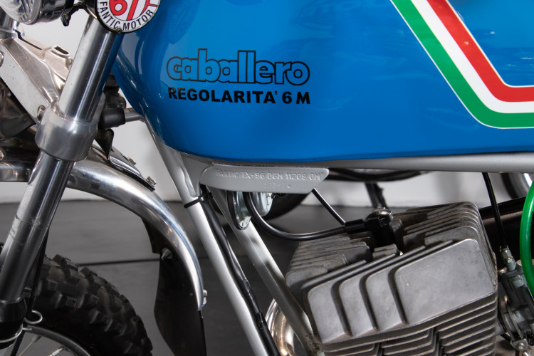 1973 Fantic Motor Regolarità 6M TX94 13
