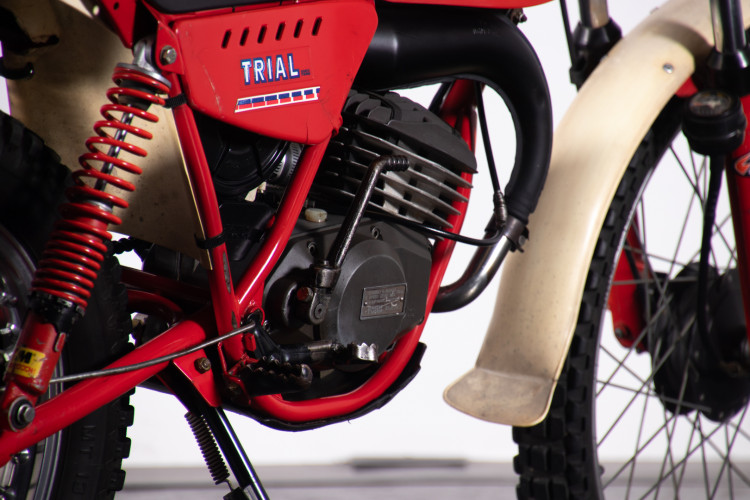 1979 FANTIC MOTOR TRIAL 12