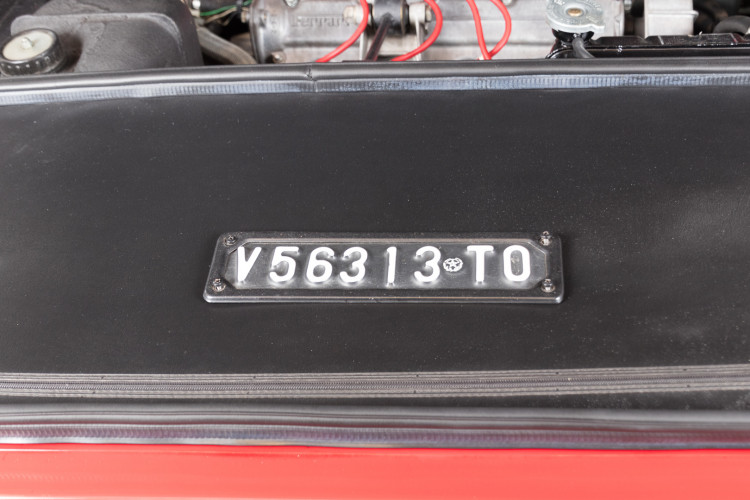 "1980 Ferrari 308 GTB ""Carter Secco""  30"