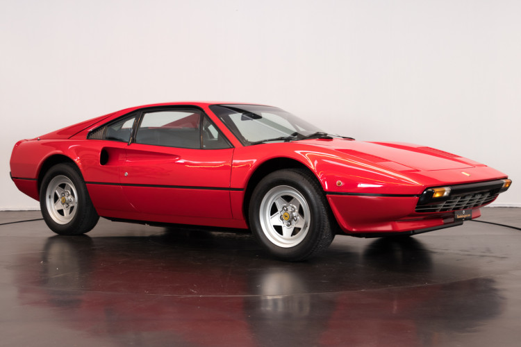 "1980 Ferrari 308 GTB ""Carter Secco""  3"