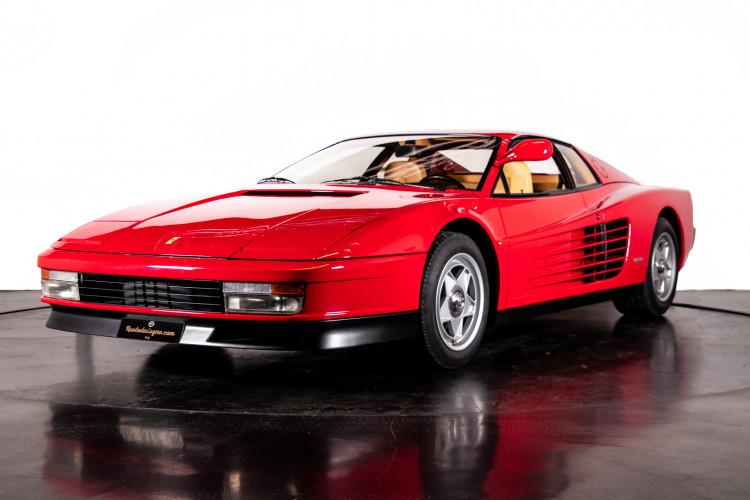 """1985 Ferrari Testarossa """"Monospecchio - Monodado"""" 1"""