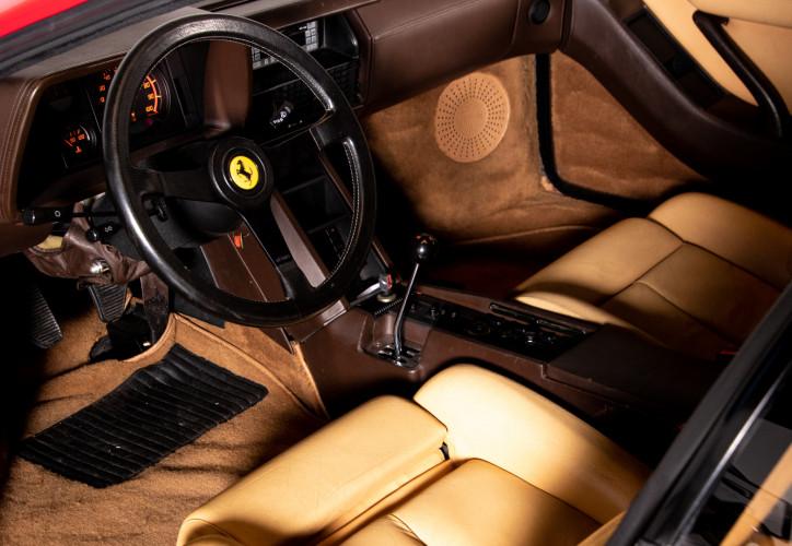 """1985 Ferrari Testarossa """"Monospecchio - Monodado"""" 20"""