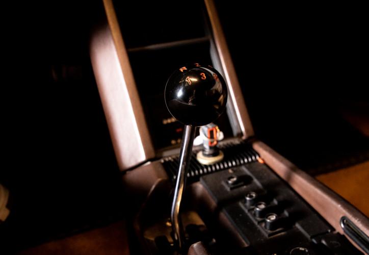 """1985 Ferrari Testarossa """"Monospecchio - Monodado"""" 36"""