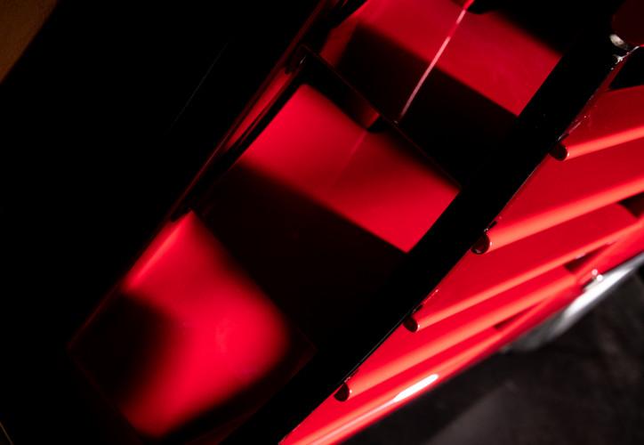 """1985 Ferrari Testarossa """"Monospecchio - Monodado"""" 44"""