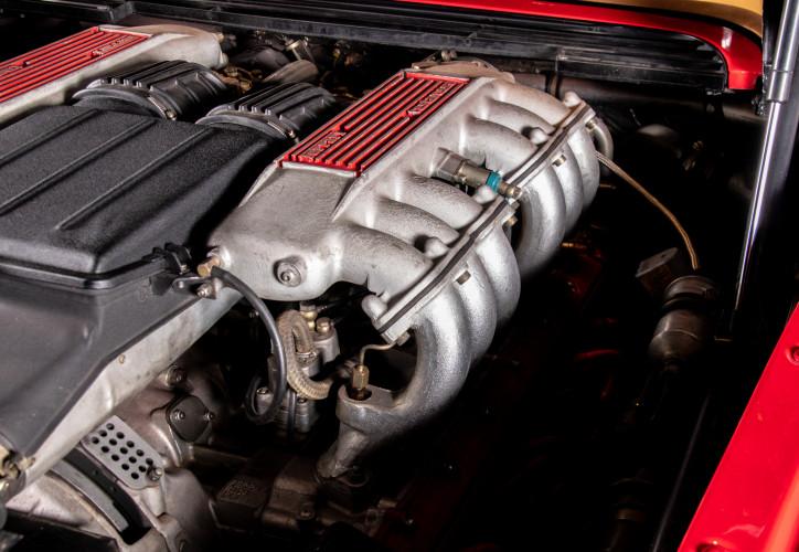 """1985 Ferrari Testarossa """"Monospecchio - Monodado"""" 51"""