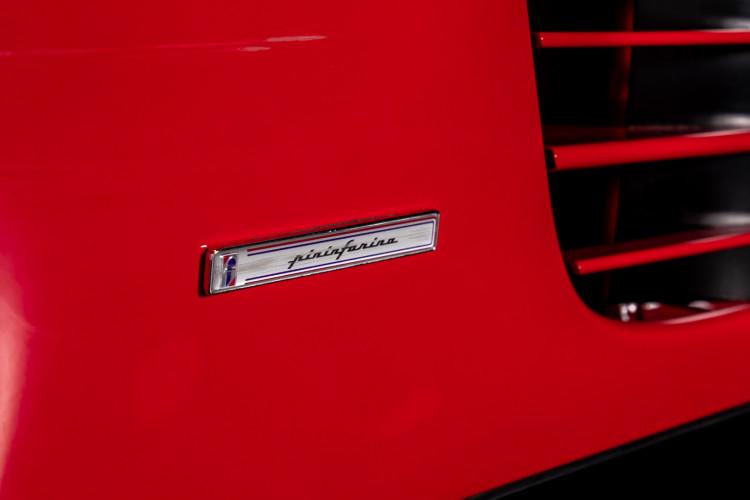 """1985 Ferrari Testarossa """"Monospecchio - Monodado"""" 8"""