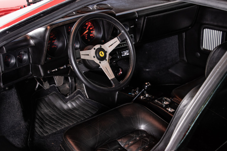 1981 ferrari 512 BB CARBURATORI 25