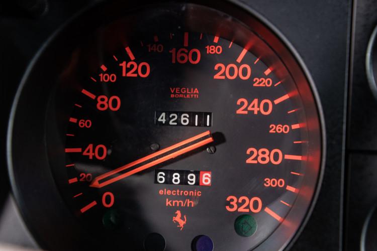 1981 ferrari 512 BB CARBURATORI 31