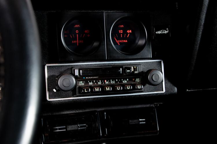 1981 ferrari 512 BB CARBURATORI 36