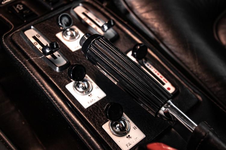 1981 ferrari 512 BB CARBURATORI 42