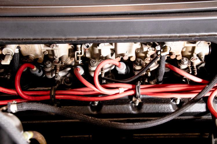 1981 ferrari 512 BB CARBURATORI 12