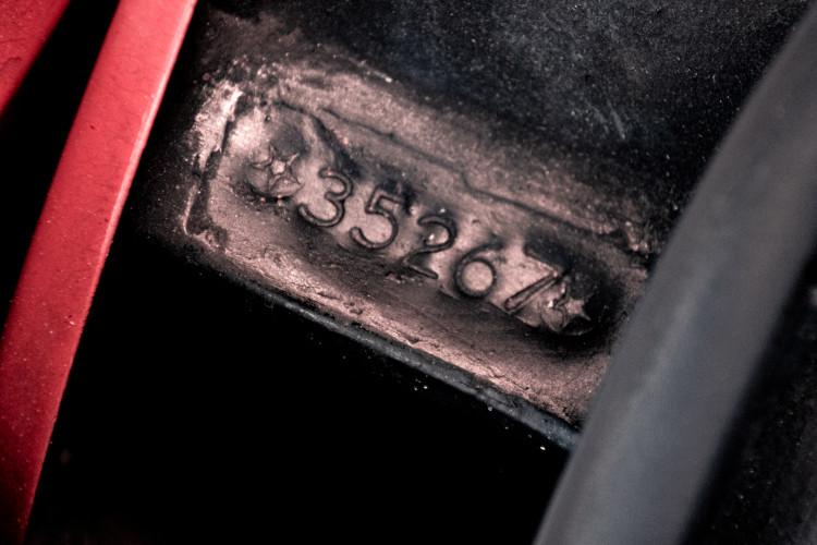 1981 ferrari 512 BB CARBURATORI 46