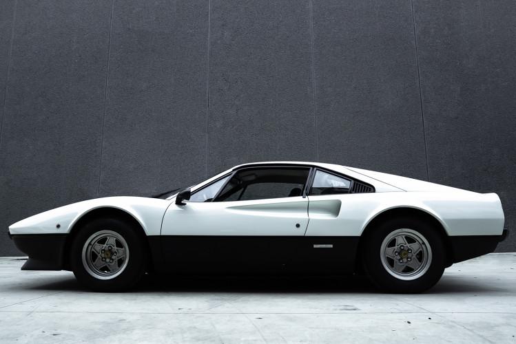 1977 Ferrari 308 GTB CARTER SECCO 0