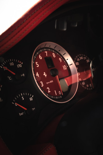 2007 Ferrari F430 Spider F1 30