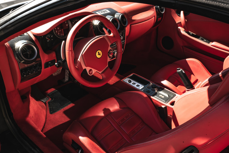 2007 Ferrari F430 Spider F1 33