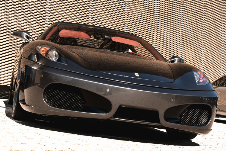 2007 Ferrari F430 Spider F1 2