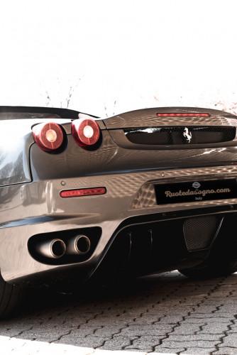 2007 Ferrari F430 Spider F1 3