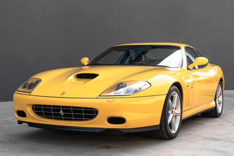 2002 Ferrari 575 Maranello F1 0