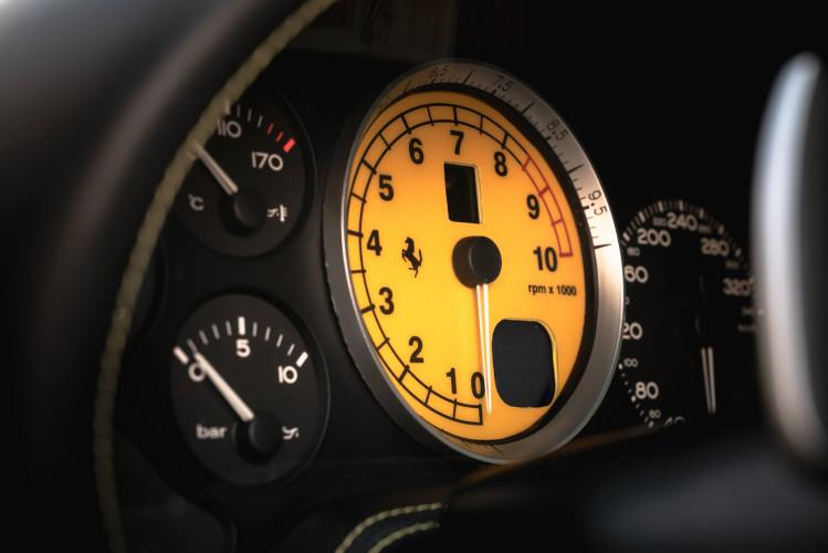 2002 Ferrari 575 Maranello F1 63
