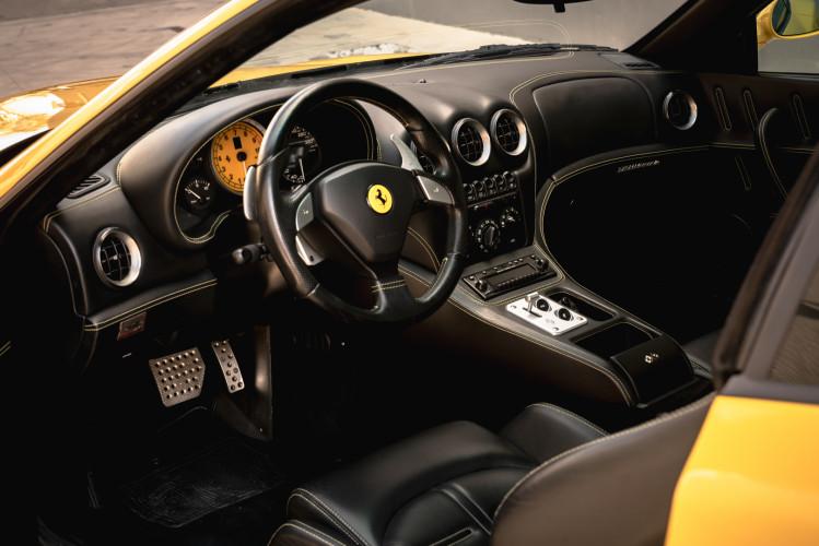 2002 Ferrari 575 Maranello F1 43