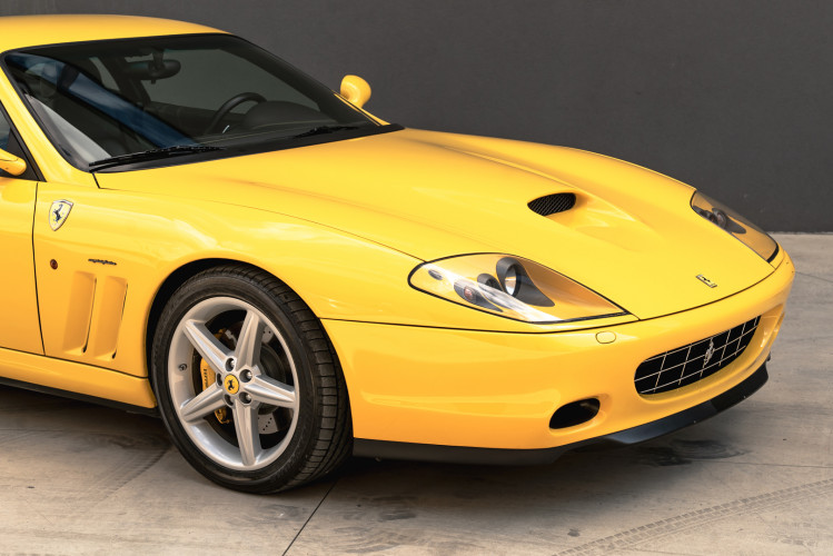 2002 Ferrari 575 Maranello F1 8