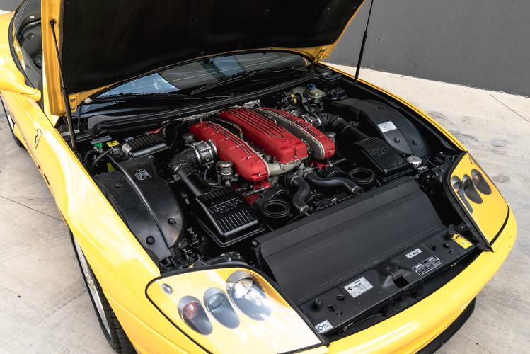 2002 Ferrari 575 Maranello F1 78