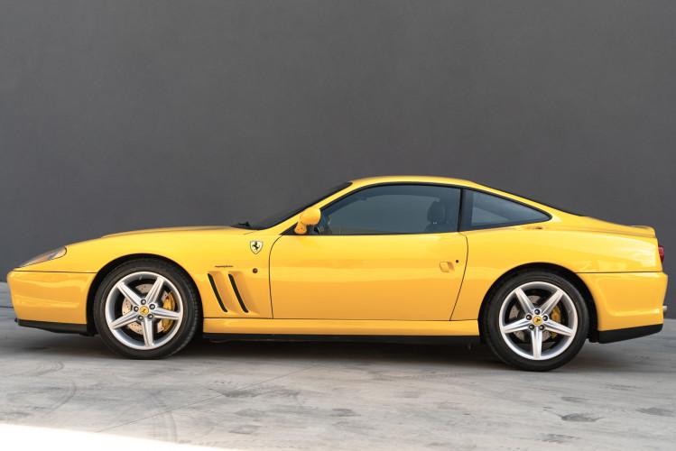 2002 Ferrari 575 Maranello F1 5