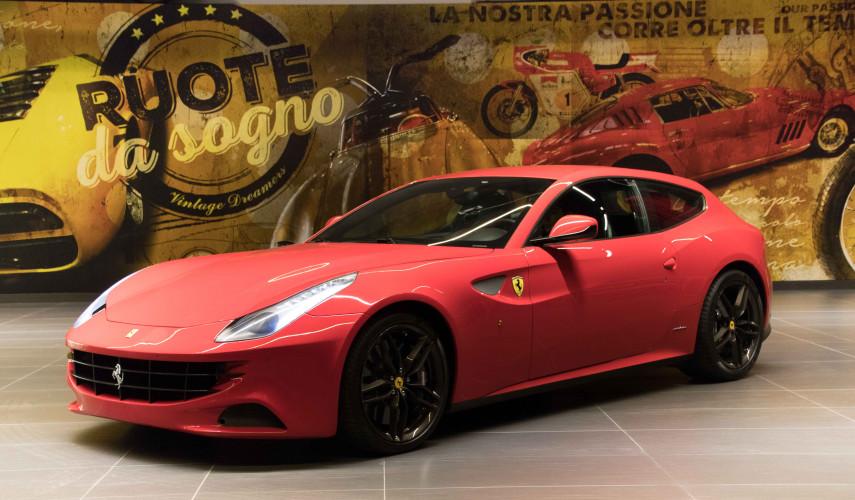 2014 Ferrari FF 41