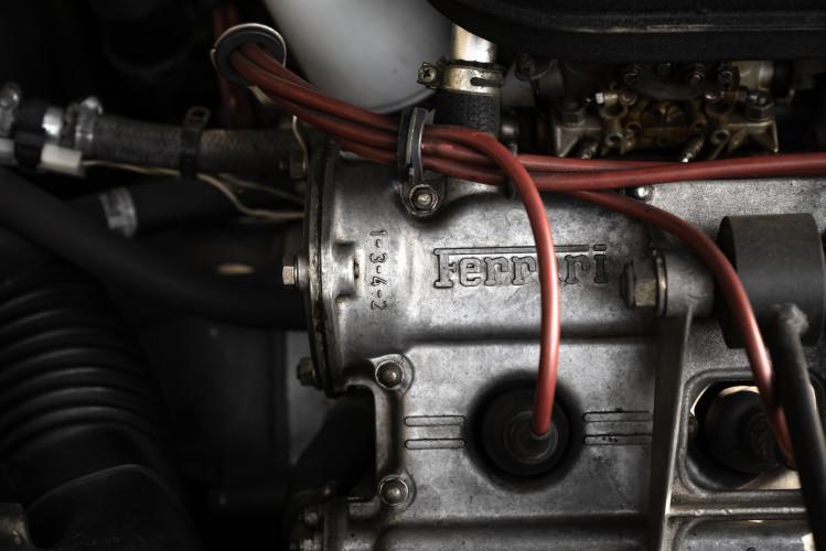 1980 Ferrari 208 GTB Carburatori 55