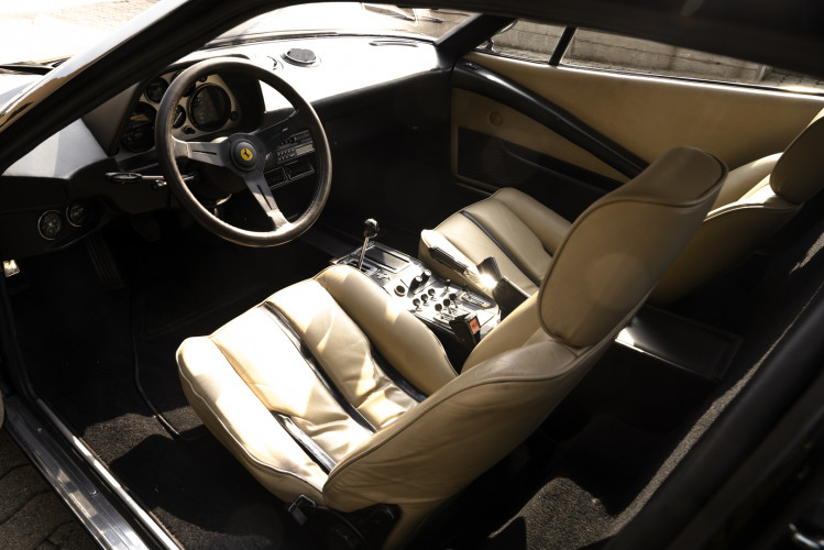 1980 Ferrari 208 GTB Carburatori 35