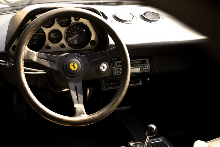 1980 Ferrari 208 GTB Carburatori 41