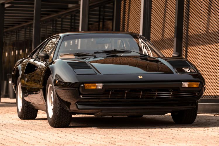 1980 Ferrari 208 GTB Carburatori 0