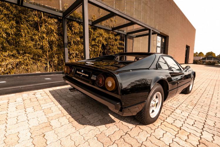 1980 Ferrari 208 GTB Carburatori 18
