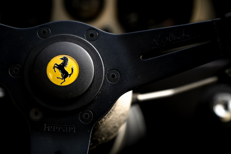 1980 Ferrari 208 GTB Carburatori 39