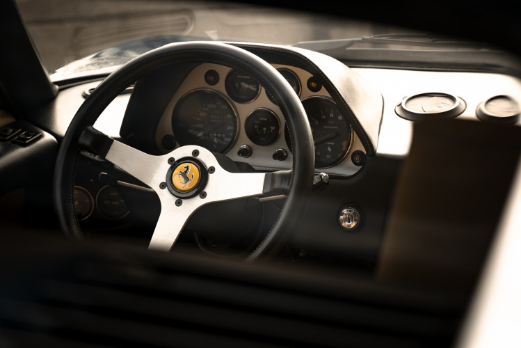 1979 Ferrari 308 GTB Carter Secco 21