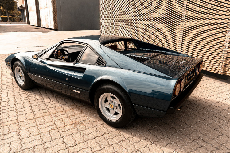 1979 Ferrari 308 GTB Carter Secco 7