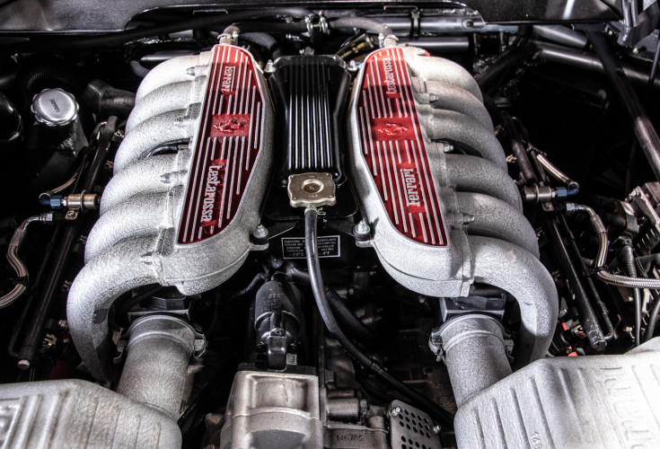 1992 FERRARI 512 TR 11