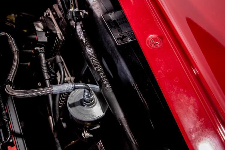 1992 FERRARI 512 TR 13