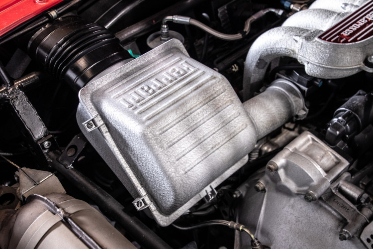 1992 FERRARI 512 TR 22